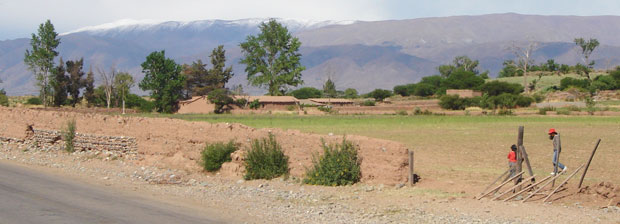 Cafayate hasta Payogasta - Vuelta a los Valles Calchaques