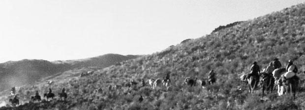 Ruta de las haciendas en los Valles Calchaquíes